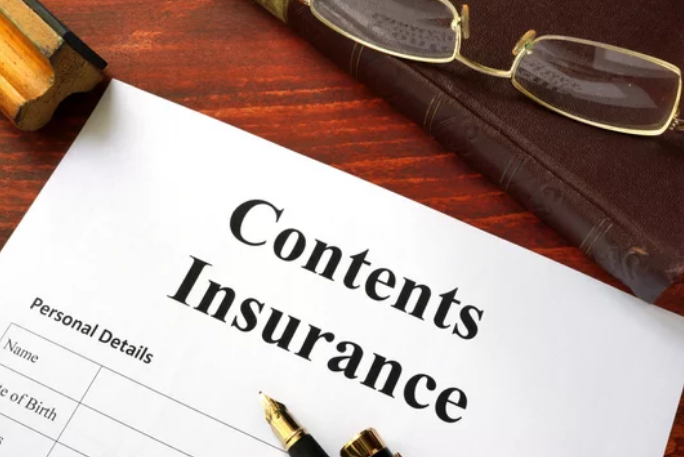 Content insurance picture